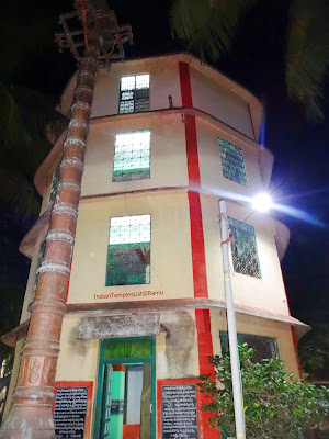 Akhanda Deepa at Ponnuru Veera Anjaneya Swamy Hanuman Temple