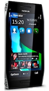 Harga Nokia X7