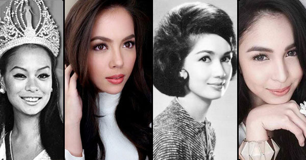 2tDgdCs Classic Beauty Vs. Millennial Beauty: The Battle Between The Pretty Faces In The Industry THEN and NOW!
