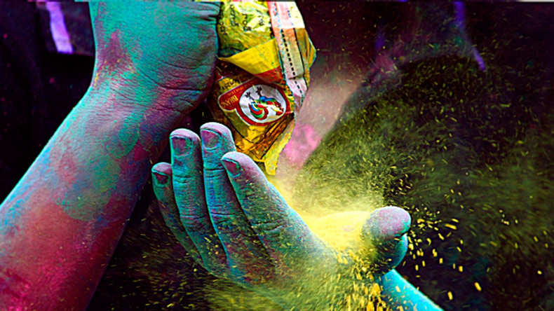 Holi Wishes, SMS, Quotes, Messages, Greetings in Hindi