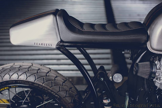 Wena Customs Honda CX500 Fearless