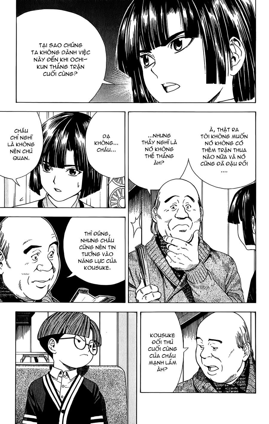 Hikaru No Go hikaru no go chap 92 trang 11