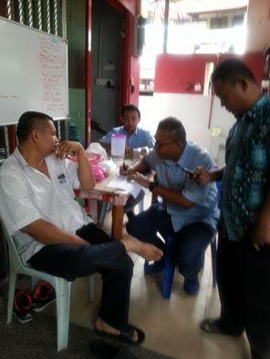 Innalillahi,,, Warga Ujung Pasir Meninggal di Malaysia, Wabup Kerinci Bantu Pemulangan ke Kerinci