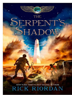 The Serpent's Shadow by Rick Riordan PDF Book Download