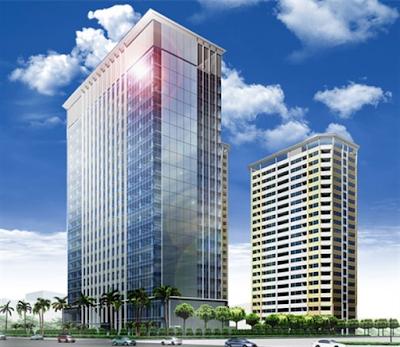 Thông tin dự án Vinata Tower