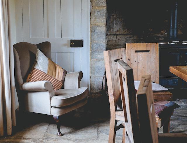 5 trucos para hacer un hogar más hygge, rincón de lectura