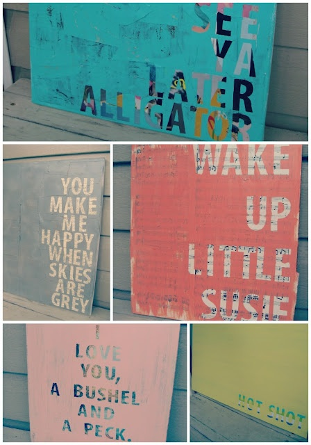 canvas photo board ideas - Savvy Savvy s Crafts Quote Poster