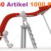 Butuh Berapa Jumlah Artikel Untuk Tembus 1000 Page view/Hari