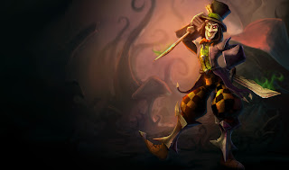 Mad Hatter Shaco Skin