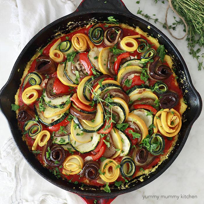 Ratatouille Recipe   Yummy Mummy Kitchen   A Vibrant ...