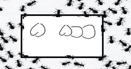 ABC To Drawing: Easy to draw ants