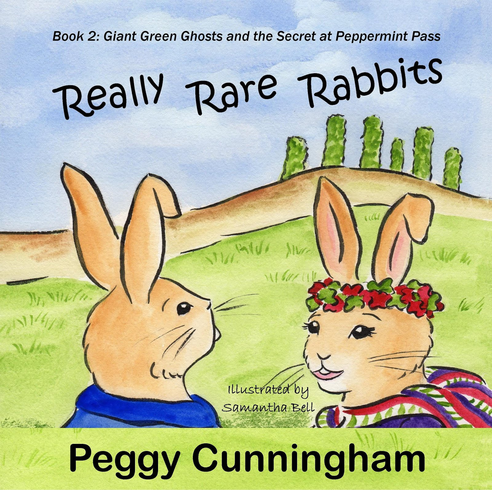 Really Rare Rabbits Book 2