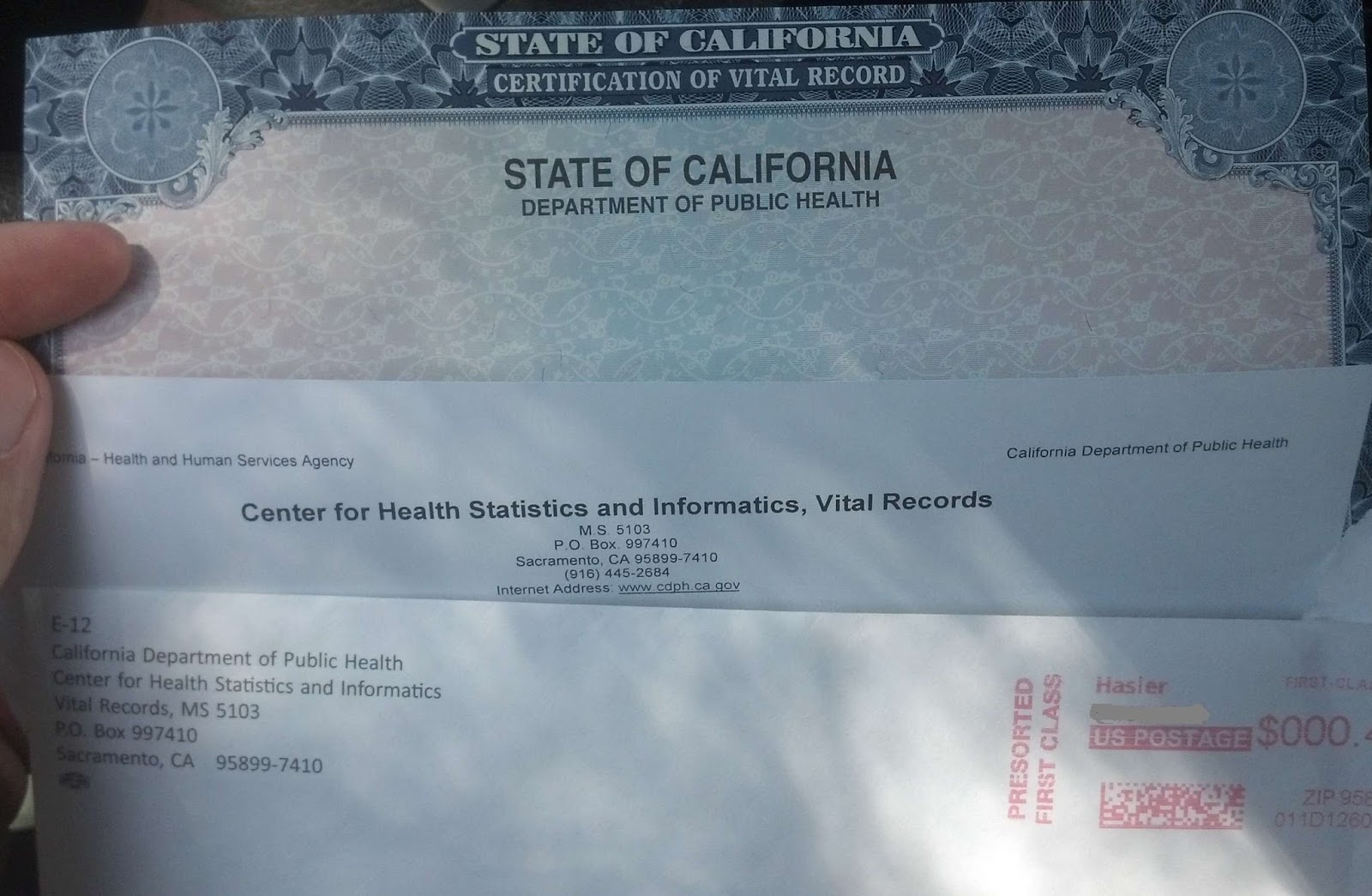Birth certificate california department of health image taxi wars who are your lifelines passengers birth certificate yadclub image collections aiddatafo Gallery
