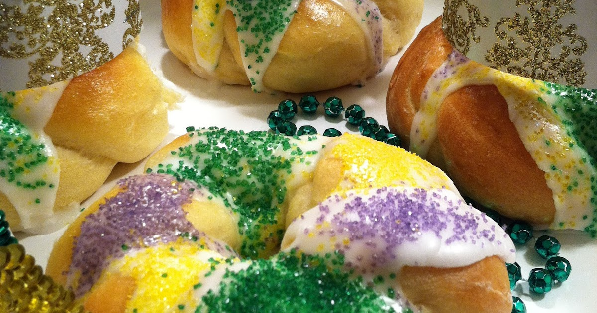 Food Network King Cake Emeril