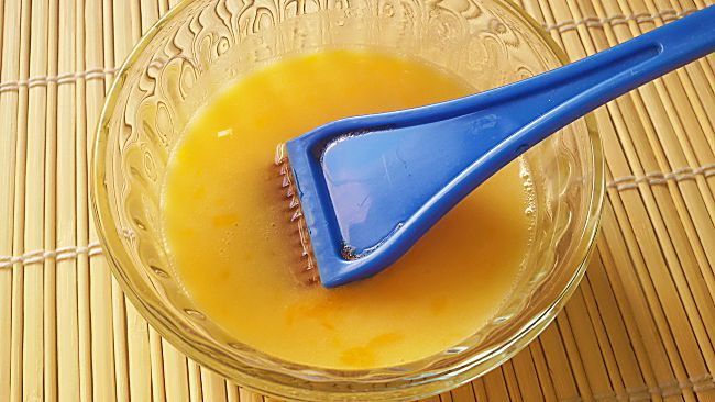Mascarilla de huevo, miel y limón