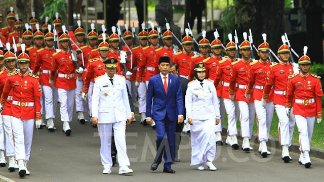 Dilantik jadi Wagub NTB, Kakak Kandung TGB Dukung Jokowi