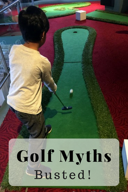 5 Golf Myths Busted!