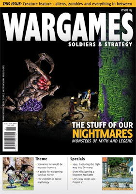 Wargames, Soldiers & Strategy, 85, June 2016