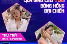 [Livestream] Giao lưu Bóng Hồng Đại Chiến nhận VIP SILVER