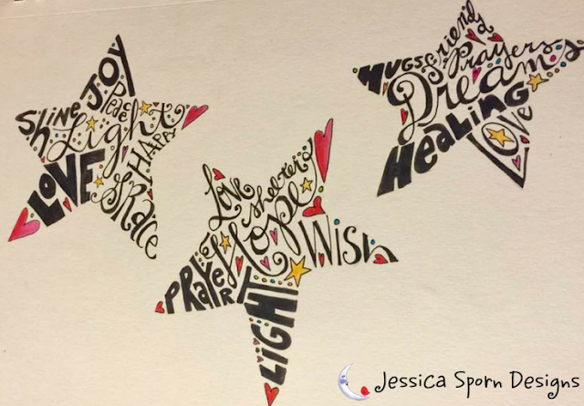 Jessica Sporn Designs: Unlock and Burst Through
