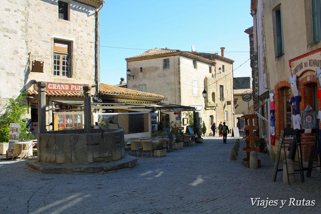 El Pozo grande de Carcassonne