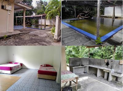 Tempat menarik di Kedah,cuti-cuti Malaysia, santai bersama keluarga mandi kolam