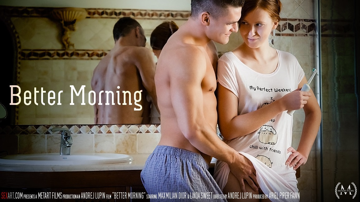 UNCENSORED [sexart]2017-02-19 Better Morning, AV uncensored