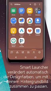Smart Launcher 5 v5 build 073 MOD APK+Plugin+Theme is Here!