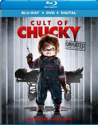 Cult of Chucky 2017 Unrated Eng 720p BRRip 700Mb ESub x264