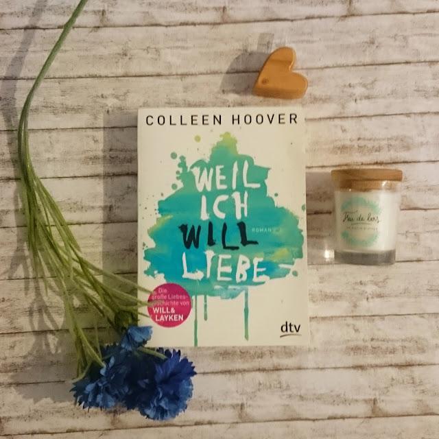 [Rezension] Weil ich Will liebe - Colleen Hoover