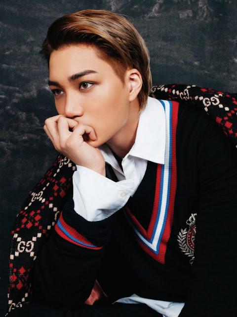 "Foto Teaser Kai Untuk ""Don't Mess Up My Tempo"" Telah Rilis"
