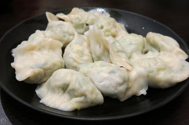 ShanDong Mama, zucchini dumpling