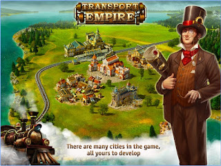 Game Offline - Transport Empire Steam Tycoon MOD APK+DATA