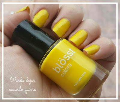 Blosst amarillo