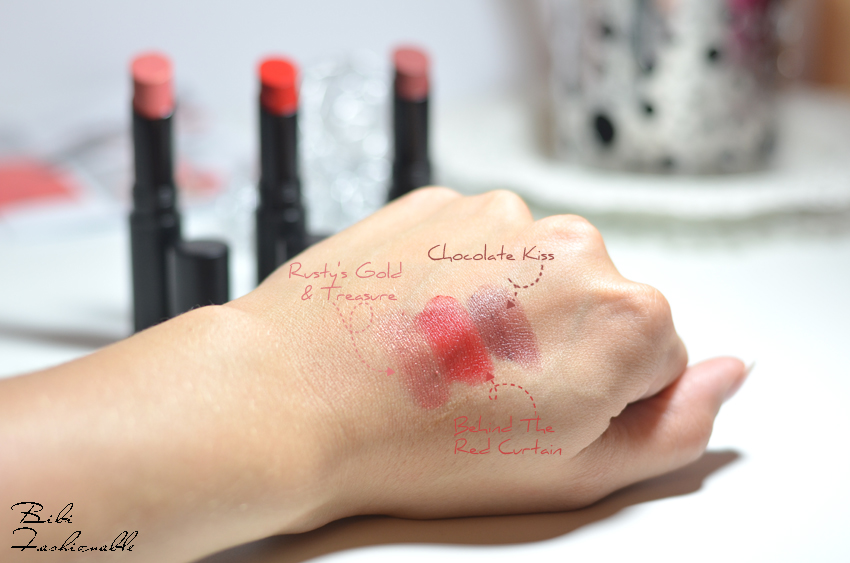 Catrice Ultimate Stay Lipstick Swatches