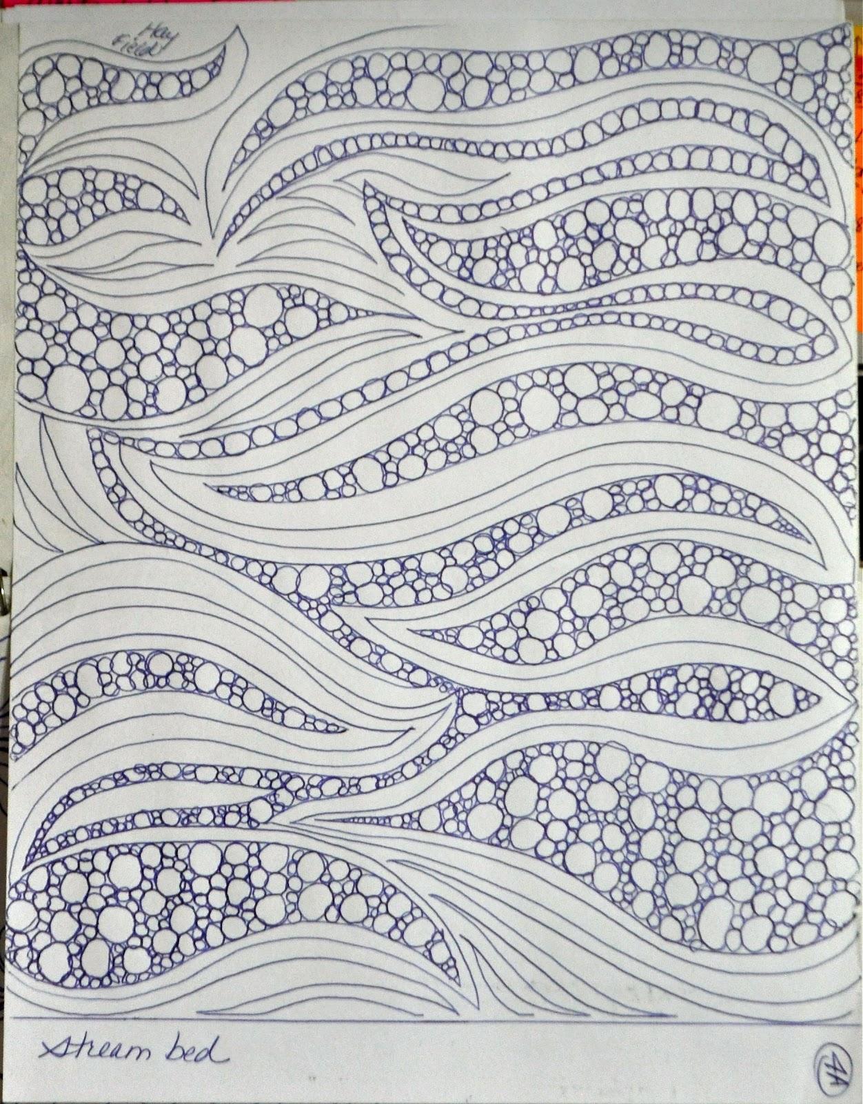LuAnn Kessi: Sketch Book.....Background Fillers
