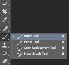 Cara Memasukkan / Menambah Brush ke Photoshop