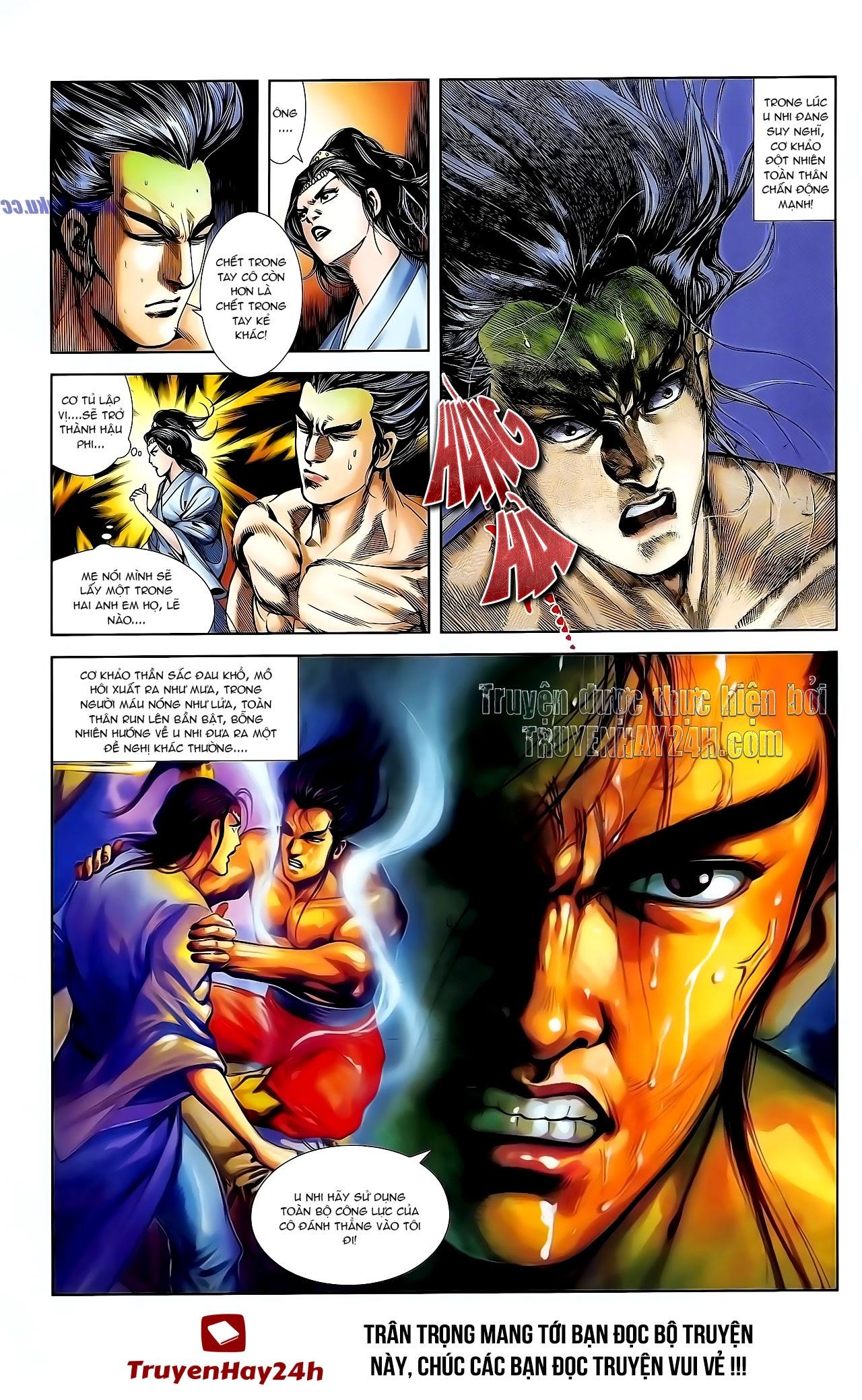 Cơ Phát Khai Chu Bản chapter 127 trang 33
