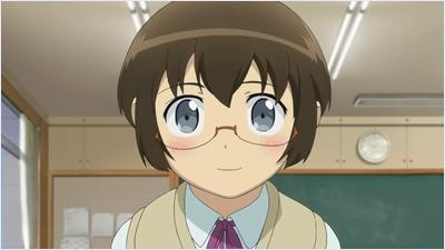 ทามูระ มานามิ (Tamura Manami) @ Oreimo น้องสาวของผมไม่น่ารักขนาดนั้นหรอก (Ore no Imouto ga Konna ni Kawaii Wake ga Nai: My little sister can't be this cute: 俺の妹がこんなに可愛いわけがない)