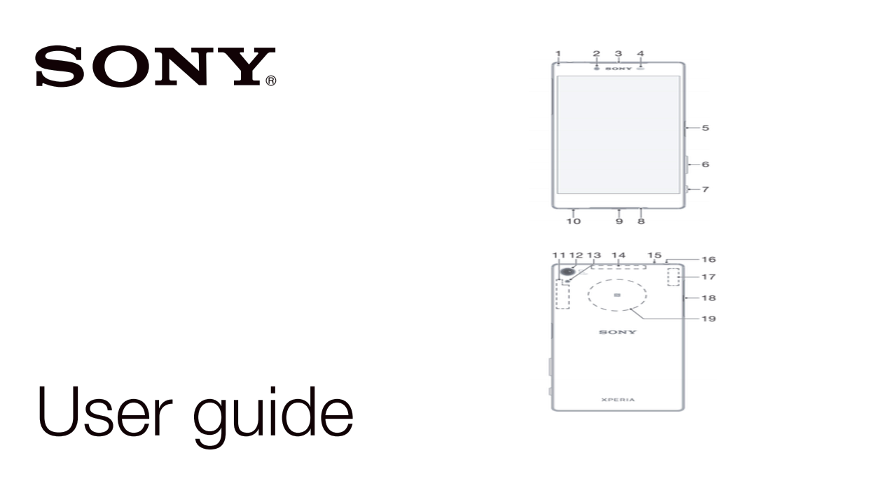 sony rx100 user manual download