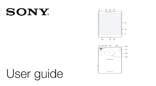 Sony Xperia XZ Manual