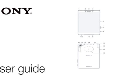 Sony Xperia XZ Manual and Tutorial
