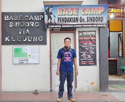 Pos Pendaftaran Gunung Sindoro
