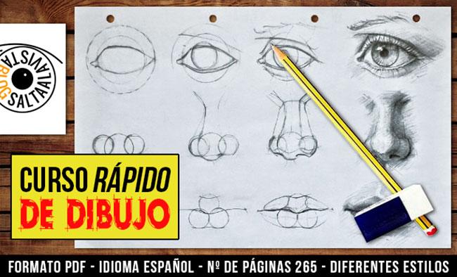 Descargar Curso Rápido de Dibujo en PDF