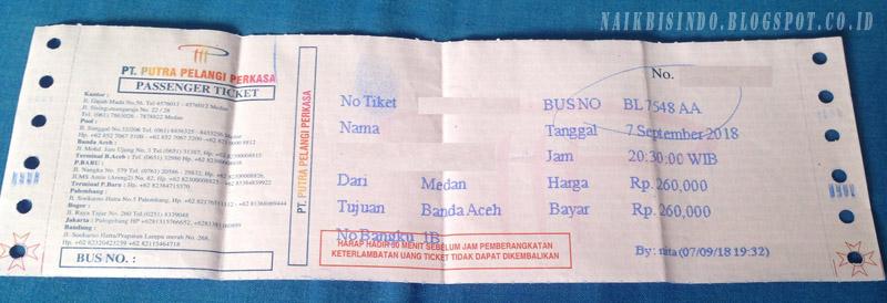 Ayo Naik Bus Jalan Jalan Ke Sabang Naik Putra Pelangi Non Stop Hanya Bayar Setengah Harga