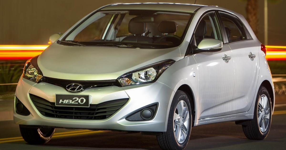 Hyundai HB20 tem financiamento com recompra garantida