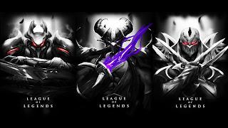 Para hacer invitaciones, tarjetas, marcos de fotos o etiquetas, para imprimir gratis de League of Legends.