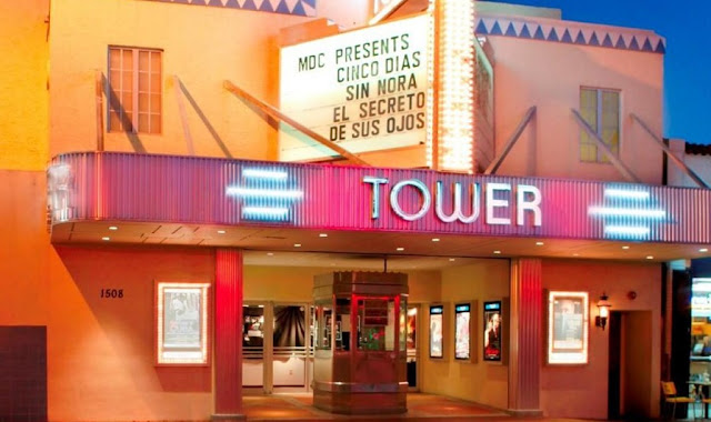 MDC's Tower Theater em Litte Havana em Miami