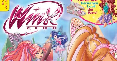 Winx Club Spiele Online