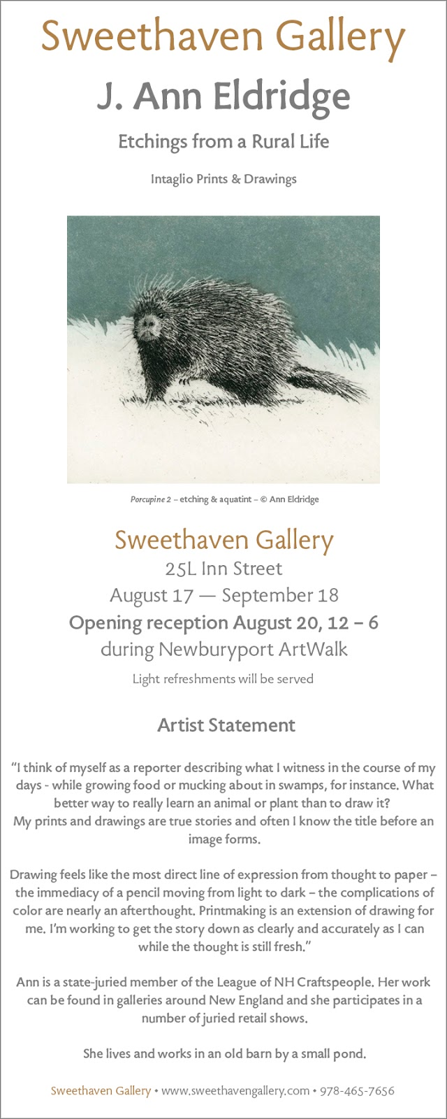 Sweethaven Gallery